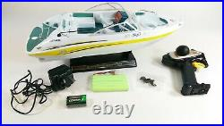 Kids Boys Cooling High Speed Water RC Remote Control Racing Radio Speed Boat NEW