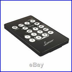 Lanzar Marine Boat Bluetooth Non CD MP3 Player Stereo Radio IPOD USB SD Card