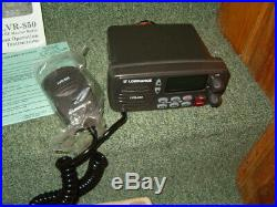 Lowrance LVR-850 DSC VHF Marine Radio Boat Water Craft CB