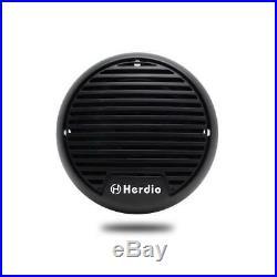 Marine Bluetooth Radio UTV ATV Golf Cart +3 Boat Speakers+Marine Aerial
