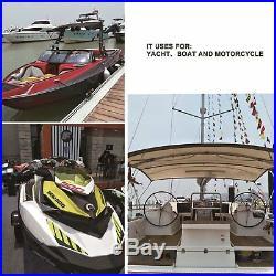 Marine Bluetooth Stereo Waterproof FM Radio Mp3 Player Boat ATV UTV Car Speaker