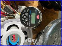Marine Radio, Speakers, Boat Stereo, Boat amp, Marine Subwoffer