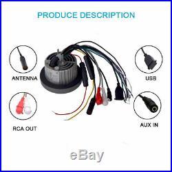 Marine Waterproof Bluetooth Stereo Receiver MP3 Player FM/AM Radio Boat ATV UTV