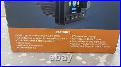 Memphis Mxaz24mc Marine Boat Usb Aux Receiver Bluetooth 200w Amplifier Radio