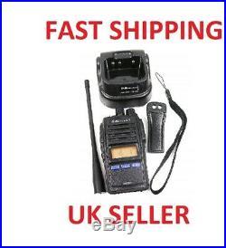 Midland Arctic VHF Handheld Marine Transceiver Radio Kit for Boat Vessel Yacht