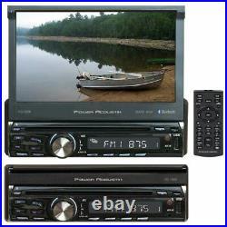 NEW Bluetooth Car Audio Media Head Unit. Amplifier Receiver. 1Din. Radio. FM. Tuner