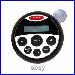 NEW Marine Boat Waterproof MP3/USB/FM/AM/iPod/Bluetooth Radio 440w