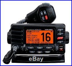 NEW in box. Standard Horizon The Explorer GX1600 VHF radios Marine Boat Pontoon