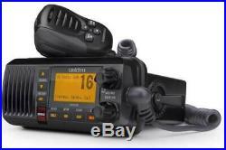 NEW in box. Uniden 25 Watt Full-Featured Fixed Mount VHF Marine Boat Radio