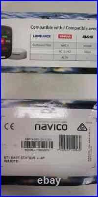 Navico Wireless Autopilot Remote Bluetooth 000-12316-001 Marine Boat