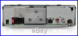 New JVC Marine Boat KDX31MBS iPhone AUX Input USB Bluetooth Radio with4 Speakers