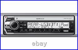 New Marine Kenwood KMR-D772BT Bluetooth Radio Stereo XM Pandora Boat Harley