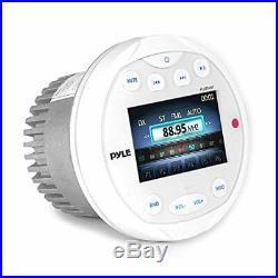 PLMR94W Bluetooth Marine Gauge Receiver USB/MP3 Video Input Boat Yacht Radio