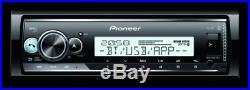 Pioneer MVH-MS510BT Marine Mechless Bluetooth 1-DIN Radio Boat and Bathroom