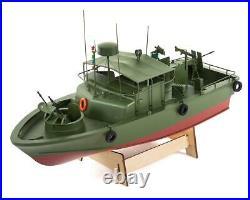 Pro Boat Alpha 21 Patrol RTR Electric Boat with2.4GHz Radio PRB08027