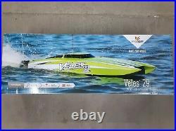 Pro Boat PRB08029V2 Veles 29 RTR Brushless Catamaran with2.4GHz Radio System New
