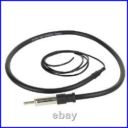 Pyle PLMR14BW Bluetooth USB Boat Radio, 3.5 Speakers, 6.5 Speakers, Antenna