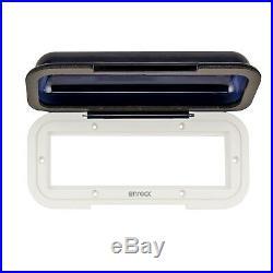 Pyle USB Bluetooth Marine Boat Radio, Radio Cover, 4x 6.5 Speakers, 50FT Wire