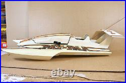RADIO CONTROLLED PICKLE FORK RACING SPEED BOAT ni