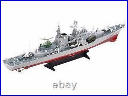 RC Boat Radio Warship 1/115 RC 31 Remote Control Battleship Model Kit navy gift