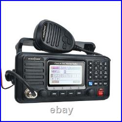 RECENT RS-510M CLASS A Boat/mobile VHF Marine 2-Way Radio BUILT IN GPS
