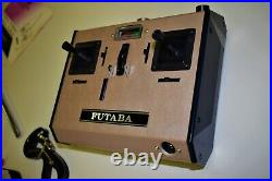 R/C Vintage radio control system Futaba FP-4FN-S23 for airplanes/ cars/ boats