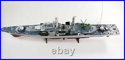 Radio Control RC Military Navy Battleship Warship Destroyer Electric RTR Boat