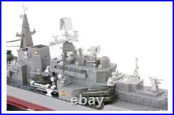 Radio Controlled Patrol Torpedo boat model rc grey large model 2.4ghz Battleship