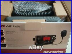 Raymarine Ray 60 Vhf Radio E70245 Marine Boat Flir Serial 1260981 Nib Nos