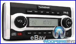 Refurb Rockford Fosgate Marine Rfx9700cd Boat Fm CD Mp3 Stereo Ipod Sd Usb Radio