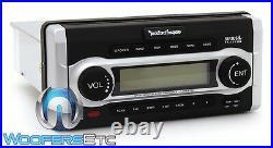 Repaired Rockford Fosgate Marine Rfx9700cd Boat CD Stereo Sd Usb Radio