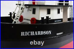 Richardson Tug Boat with Smoke, Working Lights, Horn 2.4GHz Radio Hobby Engine