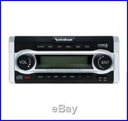 Rockford Fosgate Marine Rfx9700cd Boat Fm CD Mp3 Stereo Ipod Sd Usb Radio New