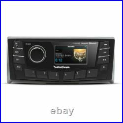 Rockford Fosgate PMX-5CAN 2.7'' Marine Stereo Digital LCD Bluetooth Boat Radio