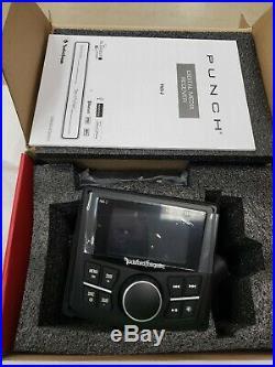Rockford Fosgate Pmx-2 Marine Boat Audio Stereo Bluetooth Radio Open Box