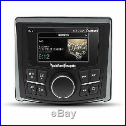 Rockford Fosgate Pmx-2 Marine Boat Stereo Bluetooth Radio Brand New