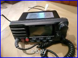 STANDARD HORIZON GX2000 MATRIX VHF MARINE BOAT RADIO with AIS/GPS 30W l