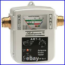 Shakespeare ART-3 Antenna Radio Tester Frequency Range 155-158 MHz boat marine