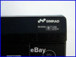 Shipmate Rs 6100 Navtex Receiver Ships Boat Yacht Marine Radio Communication Vhf
