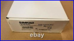 Simrad AHK05U Marine Boat Vhf Wireless Second-Station Handset New Open Box