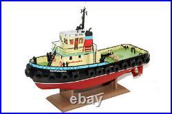 Southampton Tug Boat with Smoke, Working Lights, Horn 2.4GHz Radio Hobby Engin