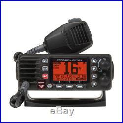 Standard Horizon Eclipse GX1300 VHF Marine Boat Radio Ultra Compact Black