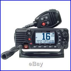 Standard Horizon Eclipse GX1400B Marine Boat VHF Radio Black