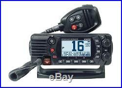 Standard Horizon Eclipse GX1400G VHF GPS Marine Boat Radio Class D DSC/NOAA Blk