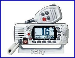 Standard Horizon Eclipse GX1400G VHF GPS Marine Boat Radio Class D DSC/NOAA Wht
