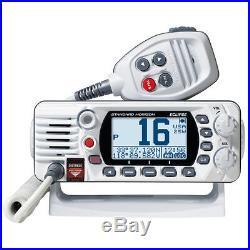 Standard Horizon Eclipse GX1400W Marine Boat VHF Radio White