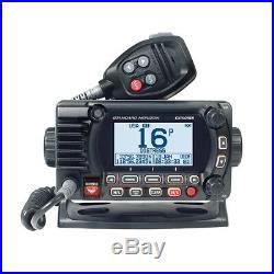 Standard Horizon Explorer GX1850B VHF Marine Boat Radio NEMA 2000 Black