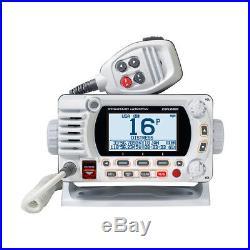 Standard Horizon Explorer GX1850W Marine Boat VHF Radio With NEMA 2000 White