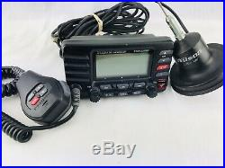 Standard Horizon GX1600 Explorer VHF Marine Boat CB Radio Class D Wilson Lil Wil