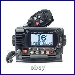 Standard Horizon GX1800 Marine Boat Fixed Mount VHF Communication Radio- Black
